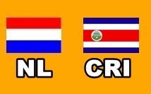 Nederland-Costa Rica
