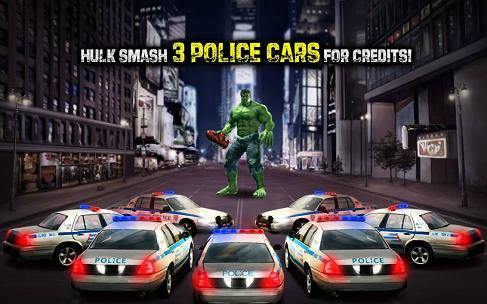 Hulk Bonusspel