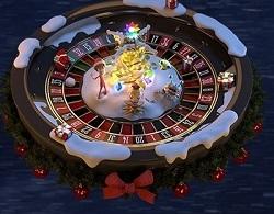 Live Christmas Roulette