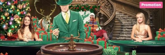 Santa's Live Casino Workshop