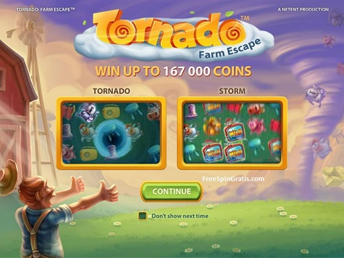 Tornado Farm Escape Screenshot