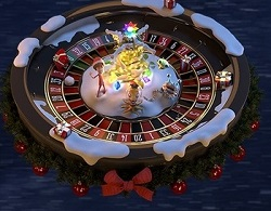 Live Christmas Roulette