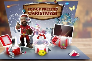 Pop-up Prezzies Christmas