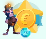 Eerste Stortingsbonus € 100