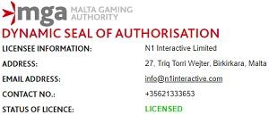 EUSlot Casino Bonus Betrouwbaar