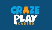 CrazePlay Casino Bonus