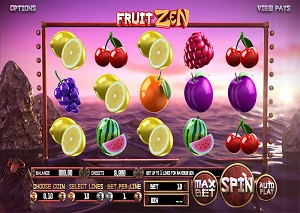 Free Spins Fruit Zen