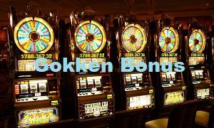 Gokken Bonus Slots