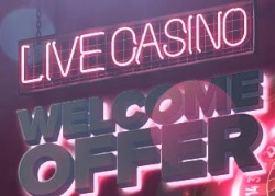Live Casino Welkomstbonus