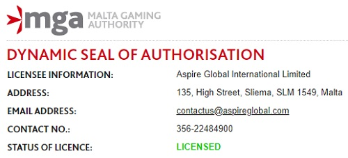 Mr Play Casino Bonus Betrouwbaar