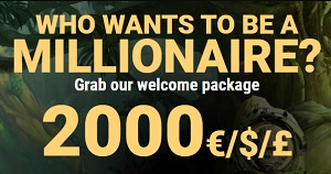 Million Vegas Welkomstbonus
