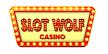 SlotWolf Casino Logo Klein