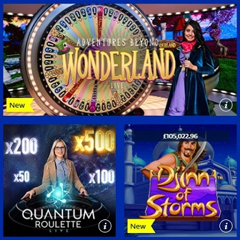 William Hill Casino Welkomstbonus