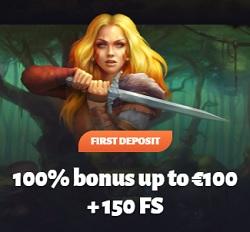 Slot Hunter Welkomstbonus