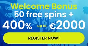 € 20 Minimale Storting Bonus