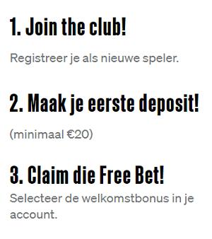 BetCity.nl Sport Bonus