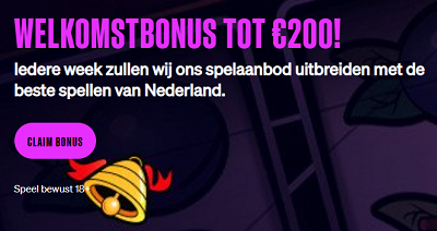 BetCity Casino Welkomstbonus